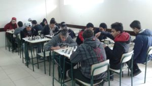 Jogos Escolares Xadrez 2017