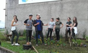 Projeto -Paisagismo Bentonita 2015