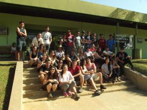Visita Estação Ecológica Caiuá 2014 Fonte Ricardo Zanetti