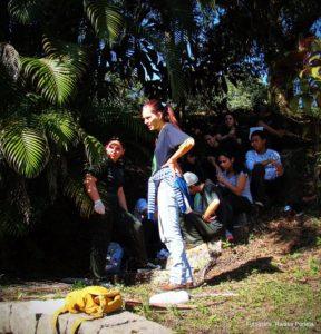 Visita Técnica -Floresta Estadual do Palmito 2012