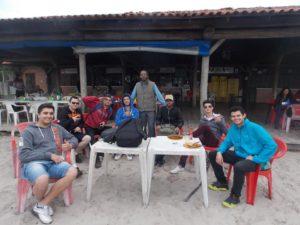 Visita Técnica Ilha do Mel -2016