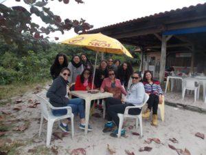 Visita Técnica- Ilha do Mel 2016