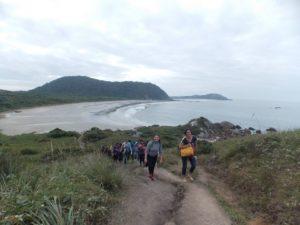 Visita Técnica Ilha do Mel 2016