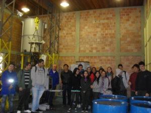 Visita Técnica-Itaipu Binacional 2011